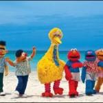 Beaches Sesame Street