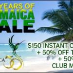 Happy 50th Birthday Jamaica!