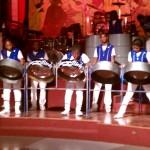 Steel drum band entertainment