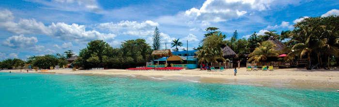 Legends Beach Resort Negril Jamaica