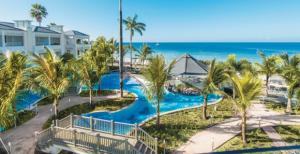 Azul Sensatori Jamaica in Negril will have a neighboring Azul hotel