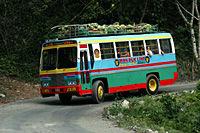 Bob Marley Nine Miles tour Zion Bus